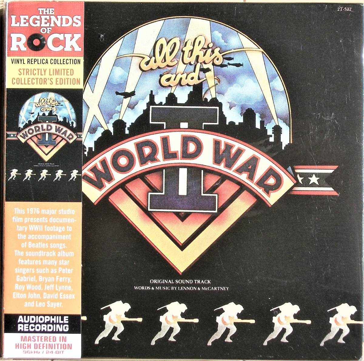 ultimate  2CD*Songs of Beatles Beatles all this World War 2