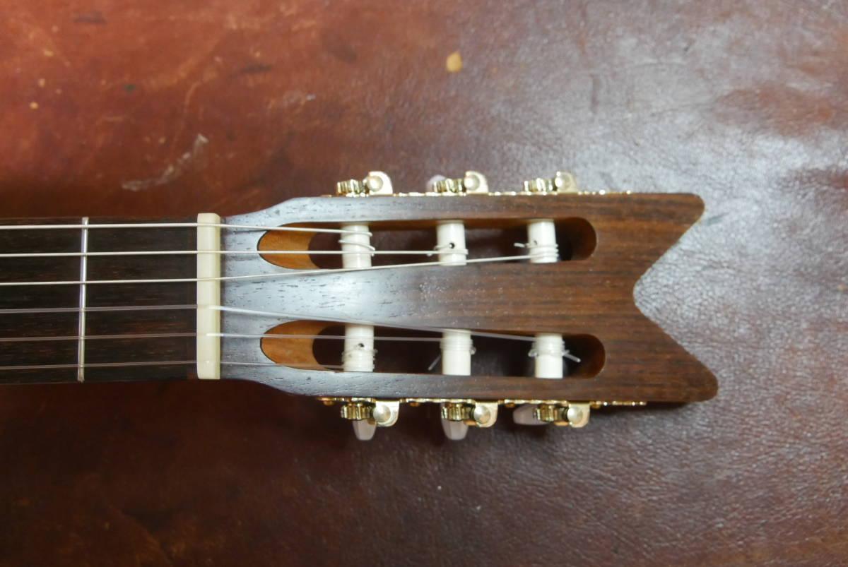 ボサノバ Sonido Guitar 佐藤正美さん所有の楽器_画像3