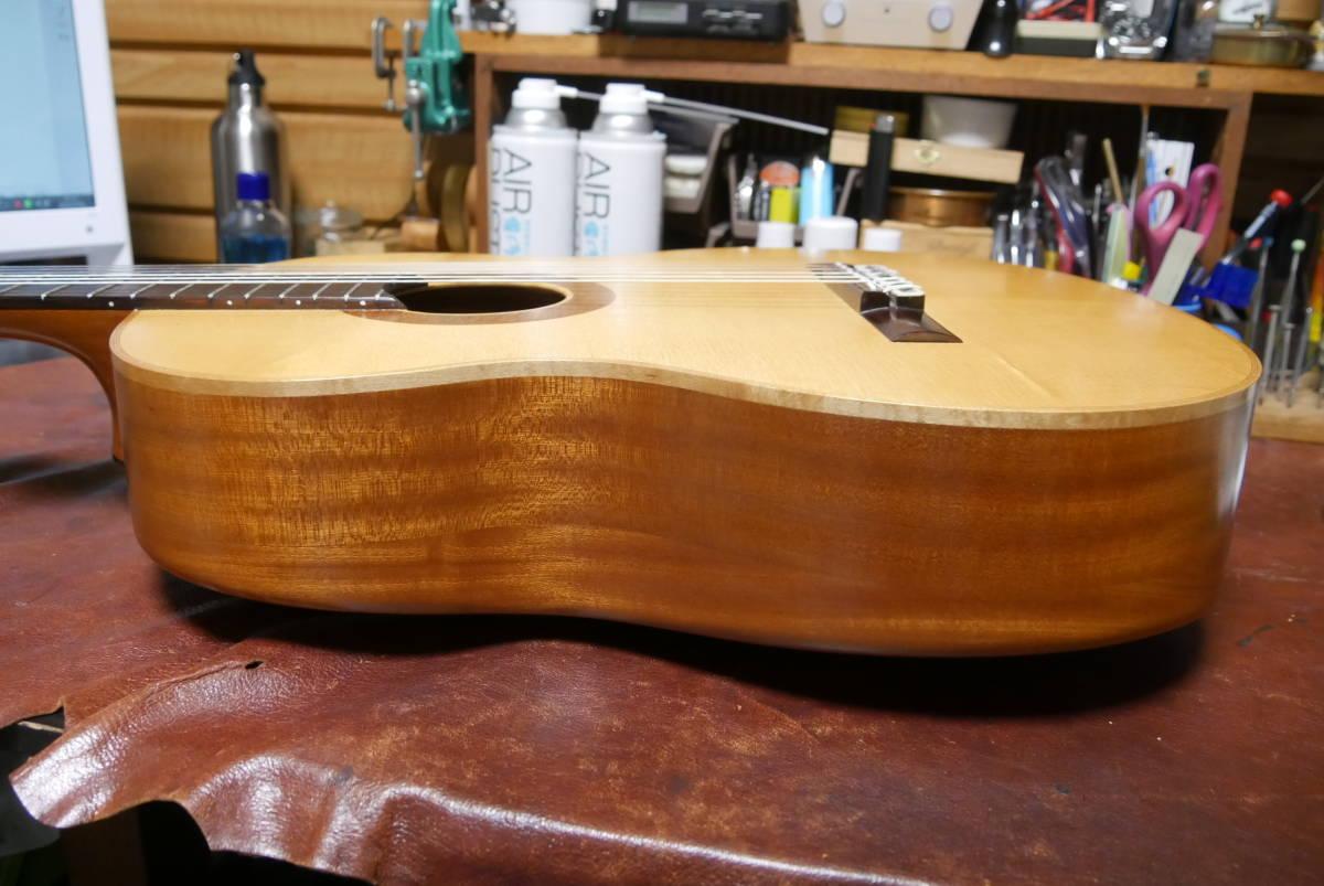 ボサノバ Sonido Guitar 佐藤正美さん所有の楽器_画像5