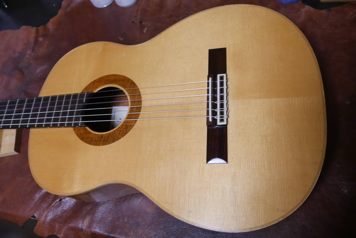 ボサノバ Sonido Guitar 佐藤正美さん所有の楽器_画像6