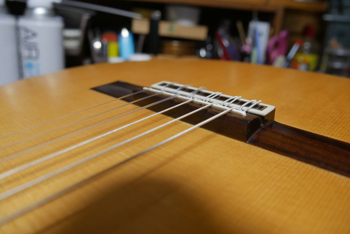 ボサノバ Sonido Guitar 佐藤正美さん所有の楽器_画像9