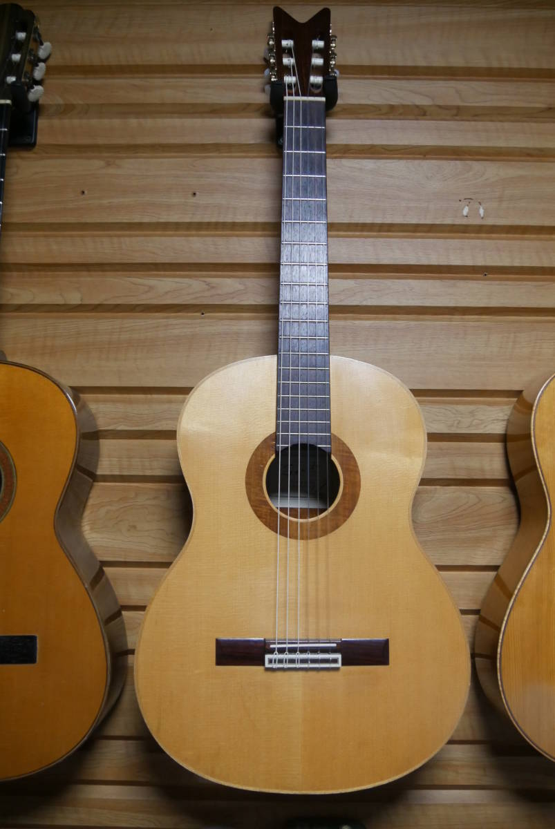 ボサノバ Sonido Guitar 佐藤正美さん所有の楽器