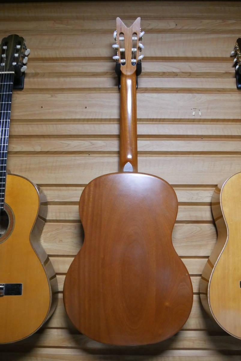 ボサノバ Sonido Guitar 佐藤正美さん所有の楽器_画像2