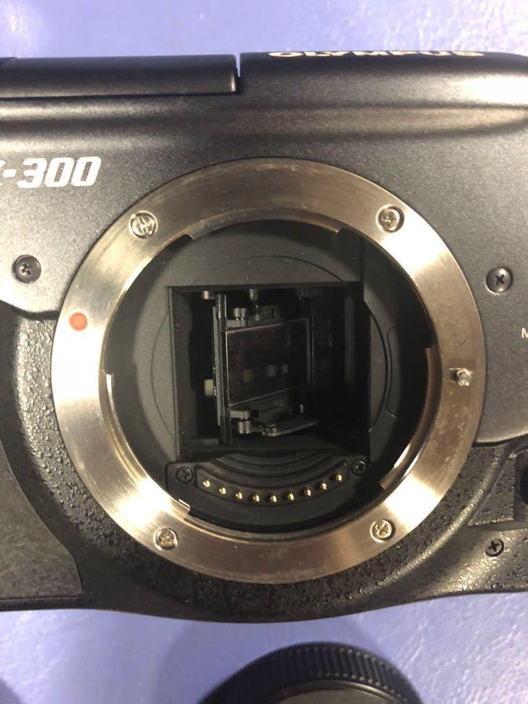 OLYMPUS E-300 デジタル一眼レフカメラ ボディ+レンズ 14-45㎜ 1:3.5-5.6_画像5