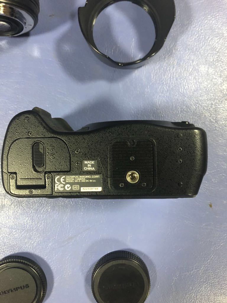 OLYMPUS E-300 デジタル一眼レフカメラ ボディ+レンズ 14-45㎜ 1:3.5-5.6_画像7