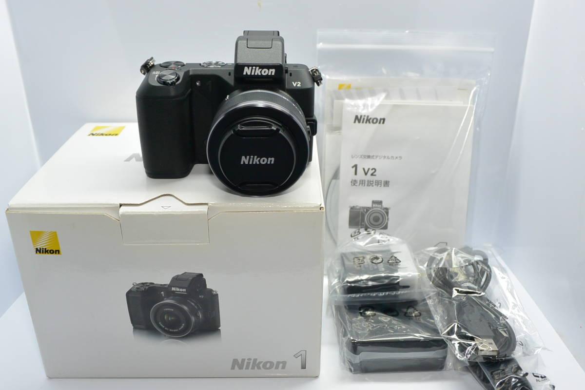 ニコン Nikon 1 V2 標準レンズキット