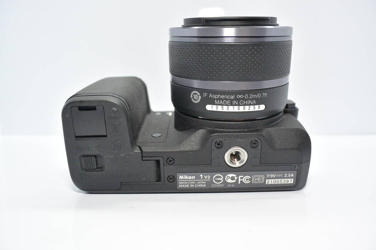 ニコン Nikon 1 V2 標準レンズキット_画像5