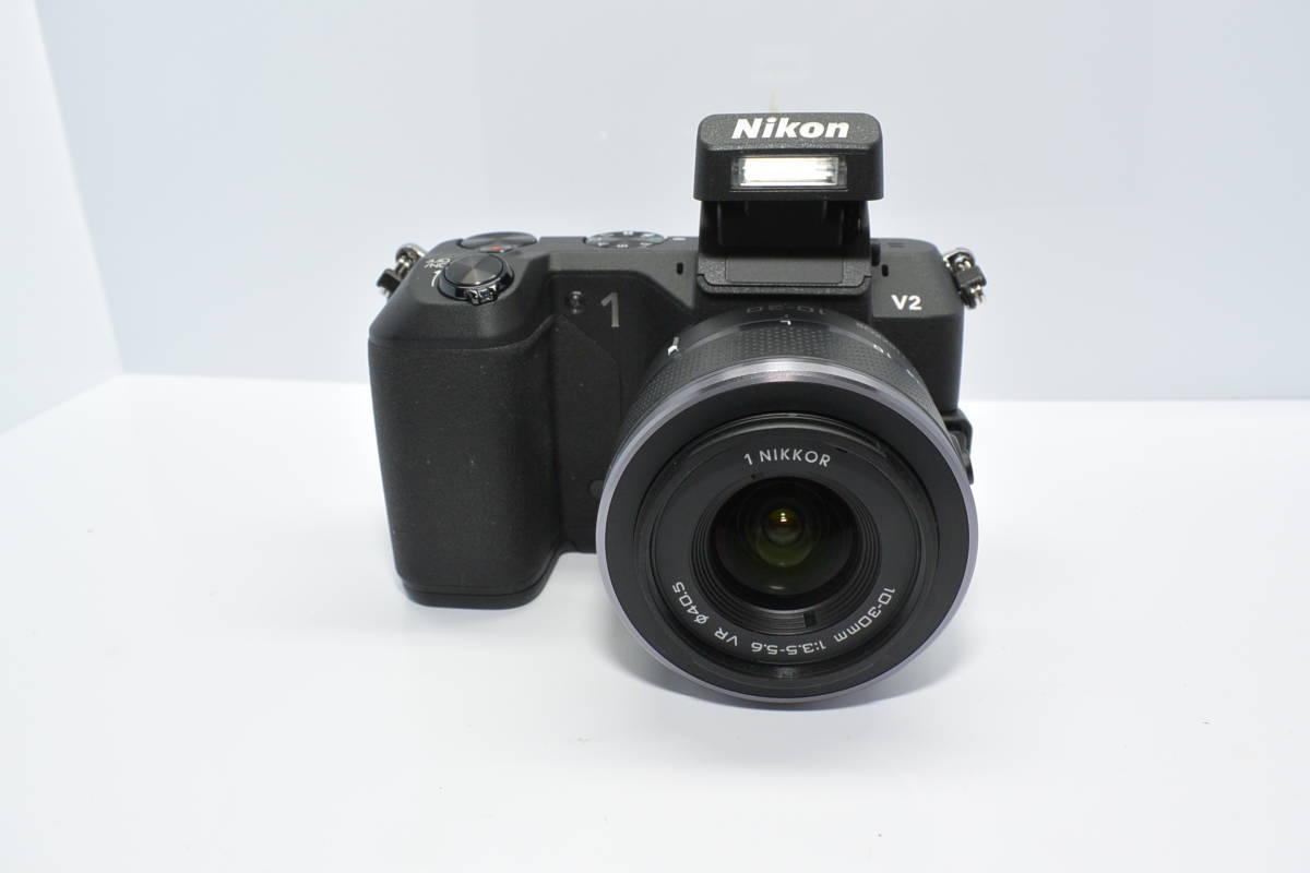 ニコン Nikon 1 V2 標準レンズキット_画像2
