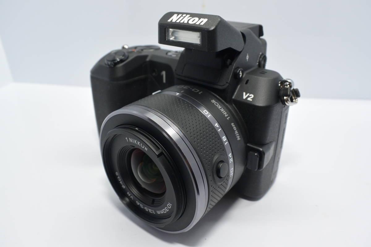 ニコン Nikon 1 V2 標準レンズキット_画像8