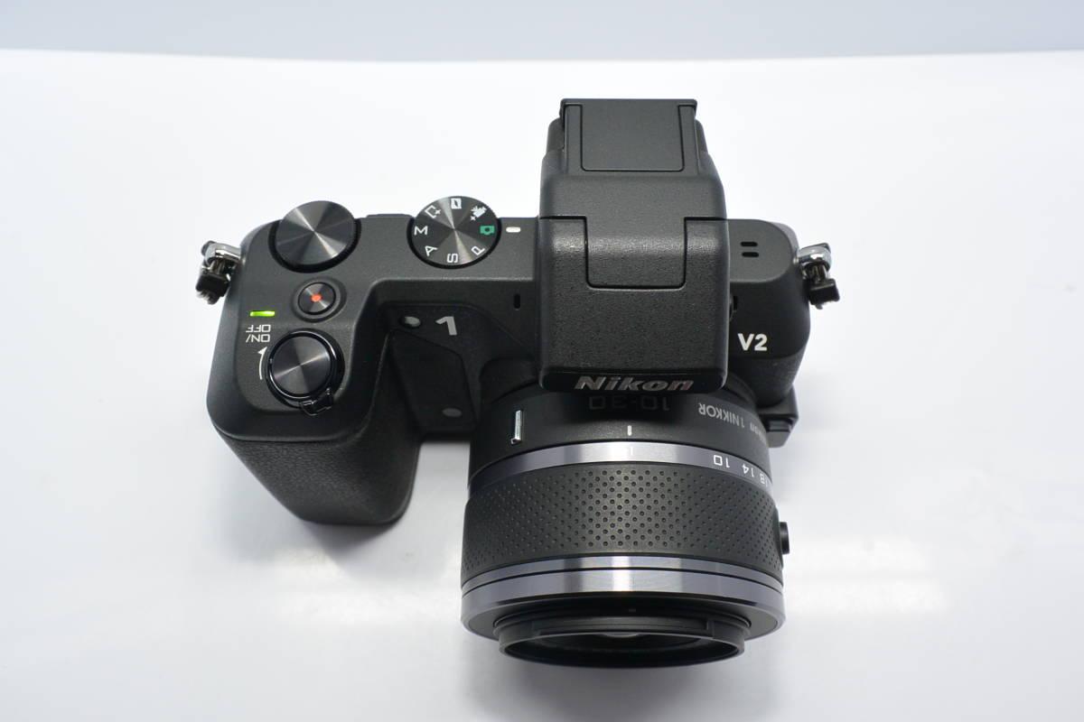 ニコン Nikon 1 V2 標準レンズキット_画像6