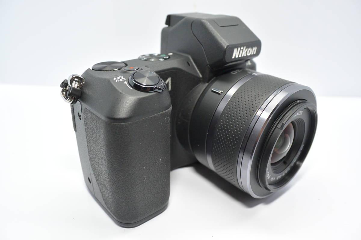 ニコン Nikon 1 V2 標準レンズキット_画像7