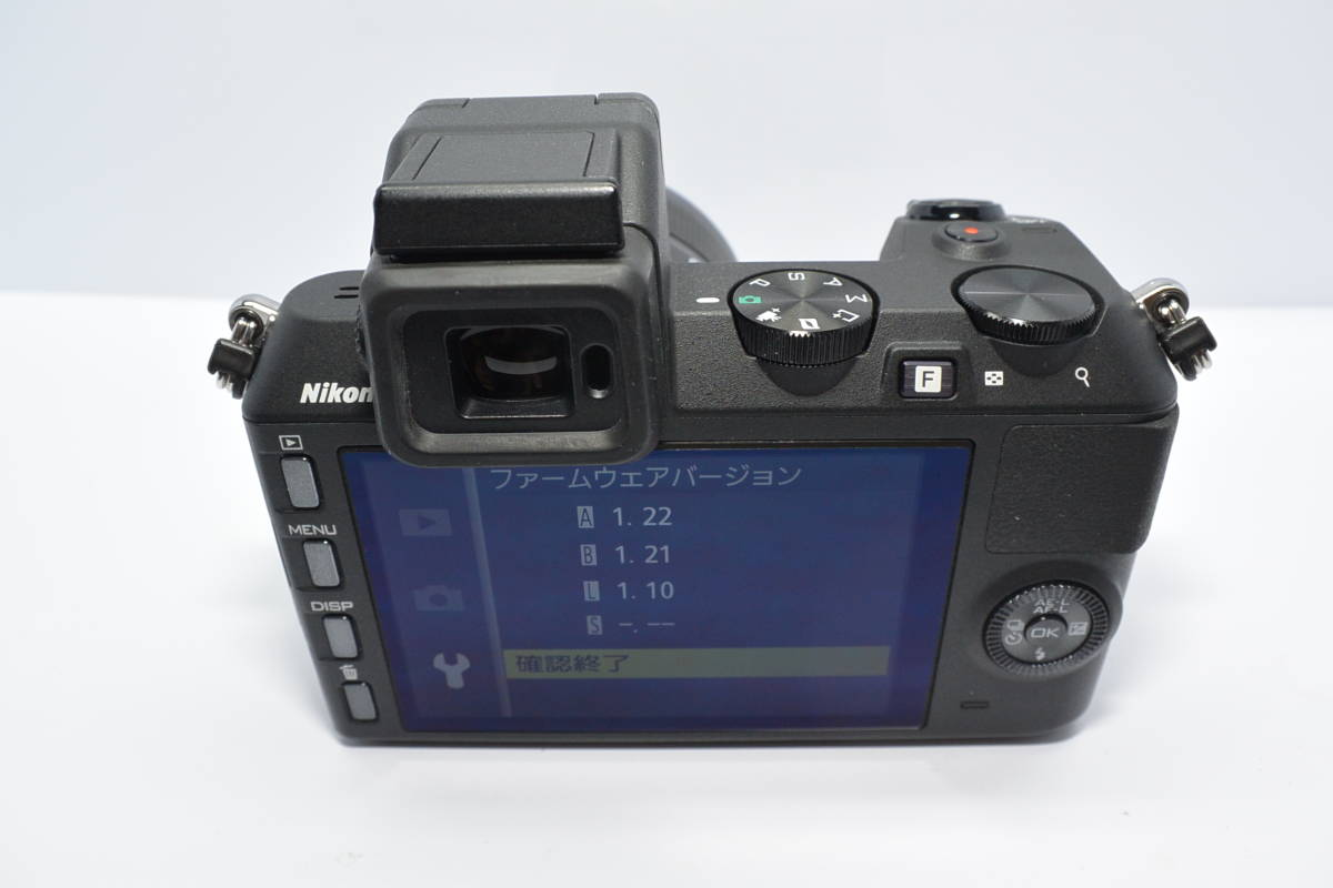 ニコン Nikon 1 V2 標準レンズキット_画像9