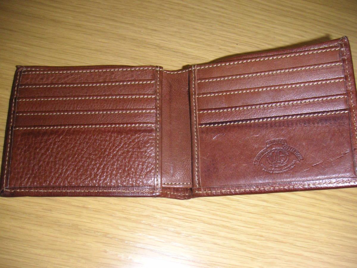 極美品 グルカ 2つ折り財布 GHURKA RRL_画像4