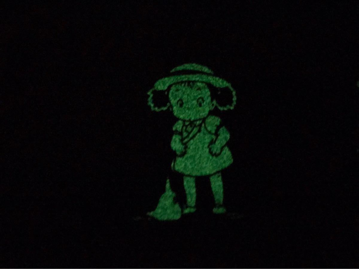 ジブリ 光るポストカード 宮崎駿高畑勲トトロ、ポニョ、もののけ姫、ラピュタ、ハウル、紅の豚、千と千尋の神隠し、魔女の宅急便、ナウシカ_画像3