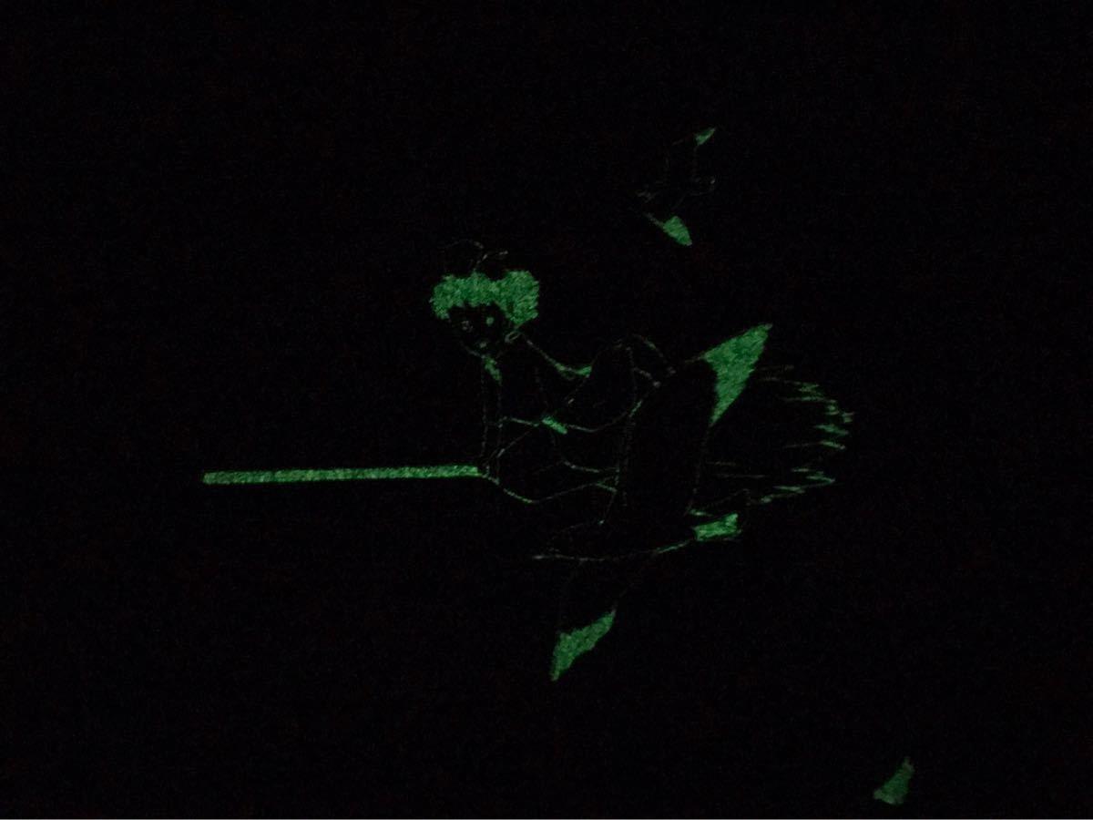 ジブリ 光るポストカード 宮崎駿高畑勲トトロ、ポニョ、もののけ姫、ラピュタ、ハウル、紅の豚、千と千尋の神隠し、魔女の宅急便、ナウシカ_画像5