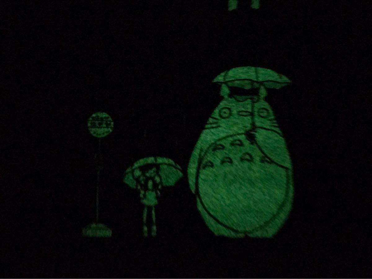 ジブリ 光るポストカード 宮崎駿高畑勲トトロ、ポニョ、もののけ姫、ラピュタ、ハウル、紅の豚、千と千尋の神隠し、魔女の宅急便、ナウシカ_画像4