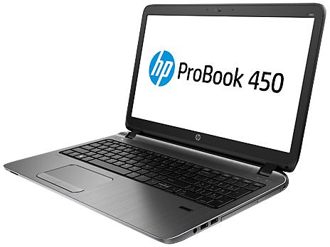 HP ProBook 450 G2 Celeron Dual-Core 2957U(Haswell) 1.4GHz/4GB/SSD128GB/DVD-ROM/Win10Pro+Win7Pro/Office/中古激安※866J_画像1