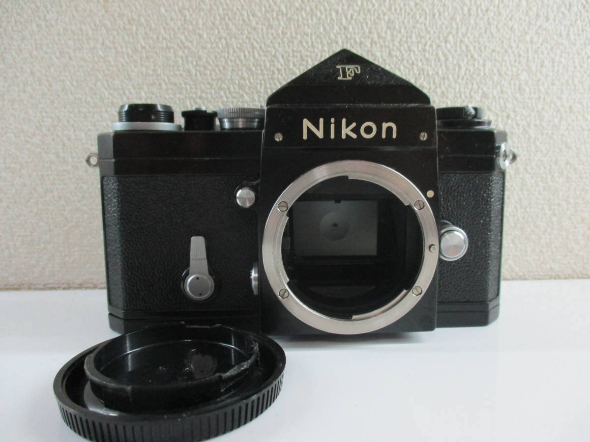 Nikon ニコン F アイレベル ブラック