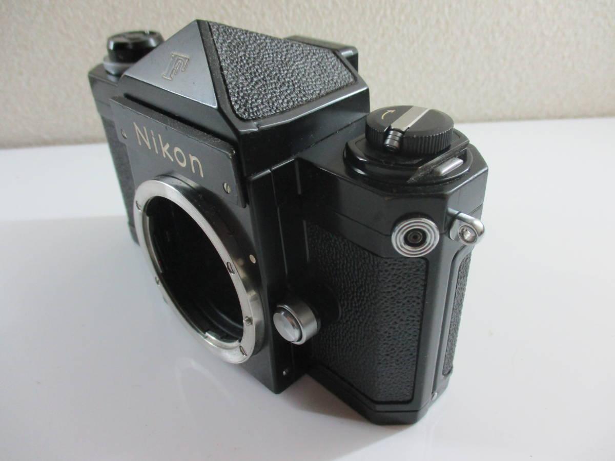 Nikon ニコン F アイレベル ブラック _画像3