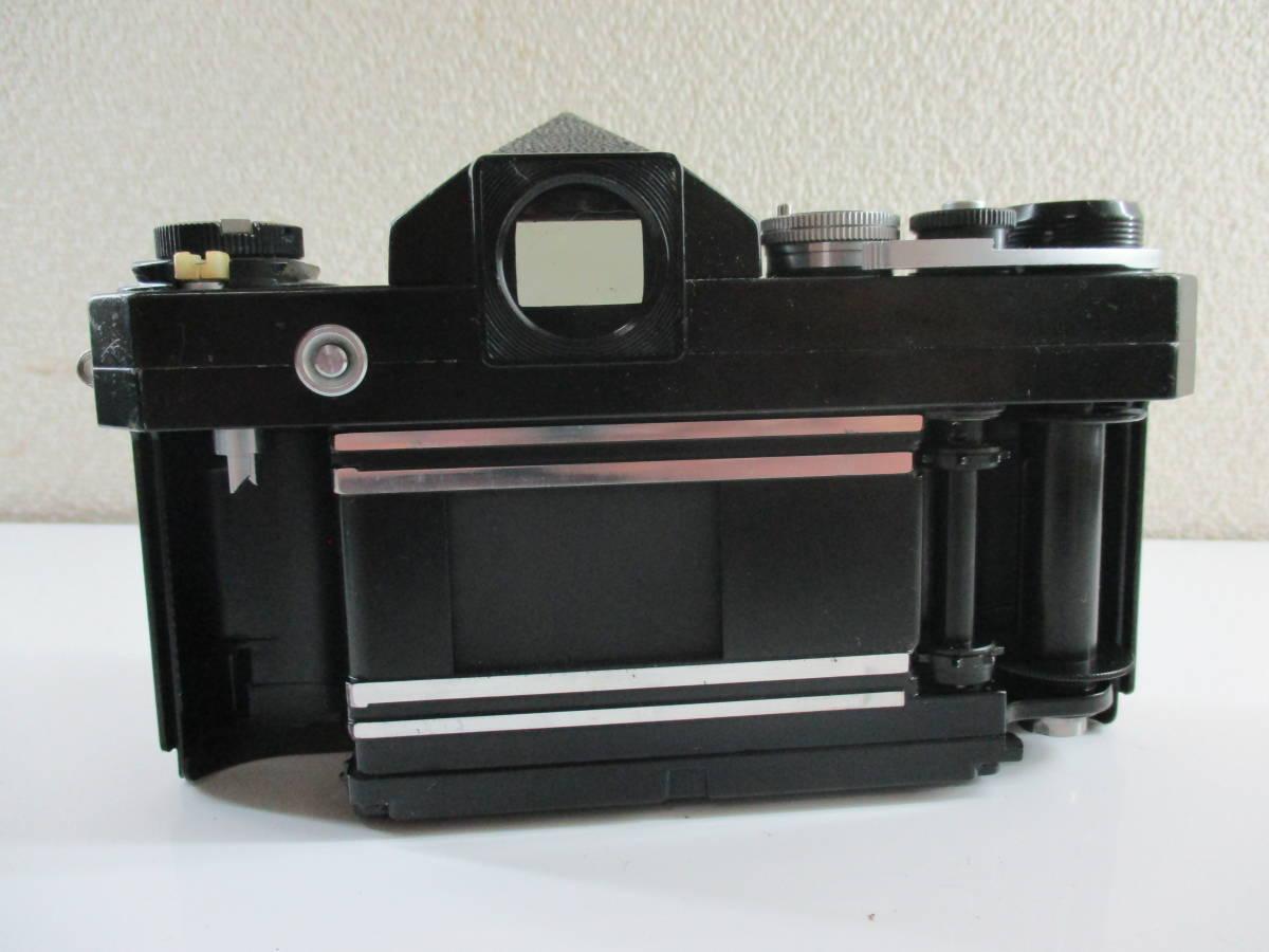 Nikon ニコン F アイレベル ブラック _画像8