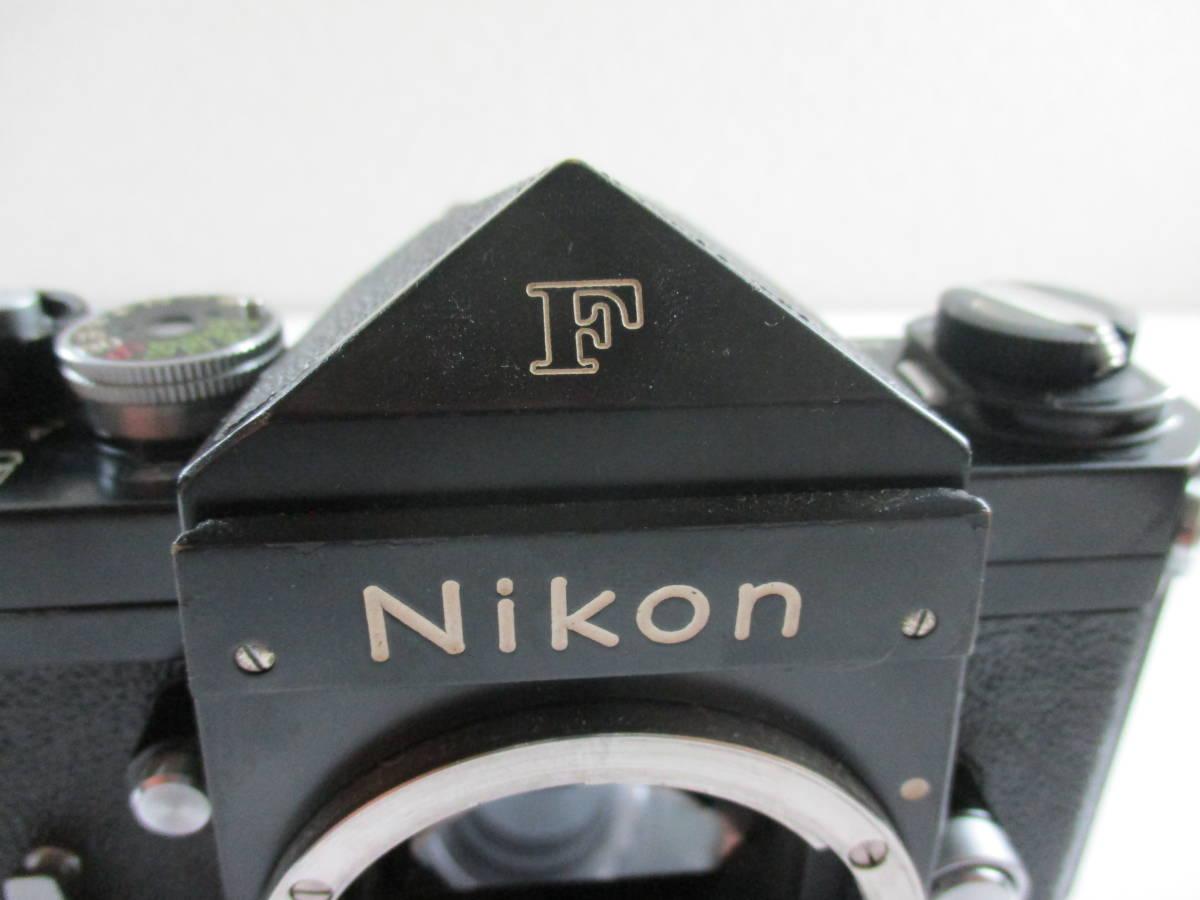 Nikon ニコン F アイレベル ブラック _画像10