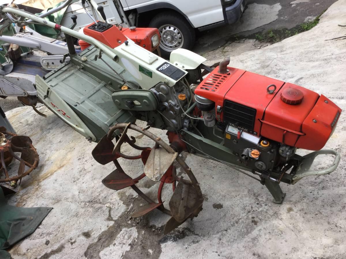 Yanmar diesel engine 5ps SS50 engine     machine cultivator