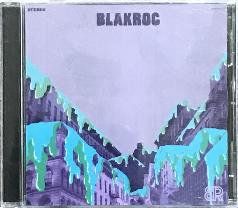 【 Blakroc 】ブラックロック ザ・ブラック・キーズ The Black Keys Mos Def Q-Tip Rza Wu-Tang Clan Pharoahe Monch Ol' Dirty Bastard
