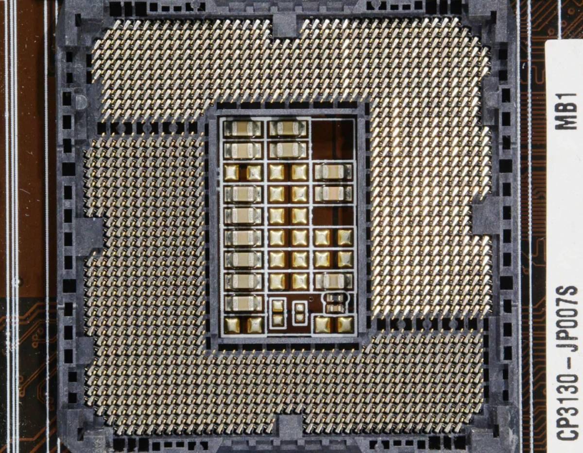 動作保証★マザー mini-ITX ASUS P8H61-I LGA1155 付属品付★430_画像3