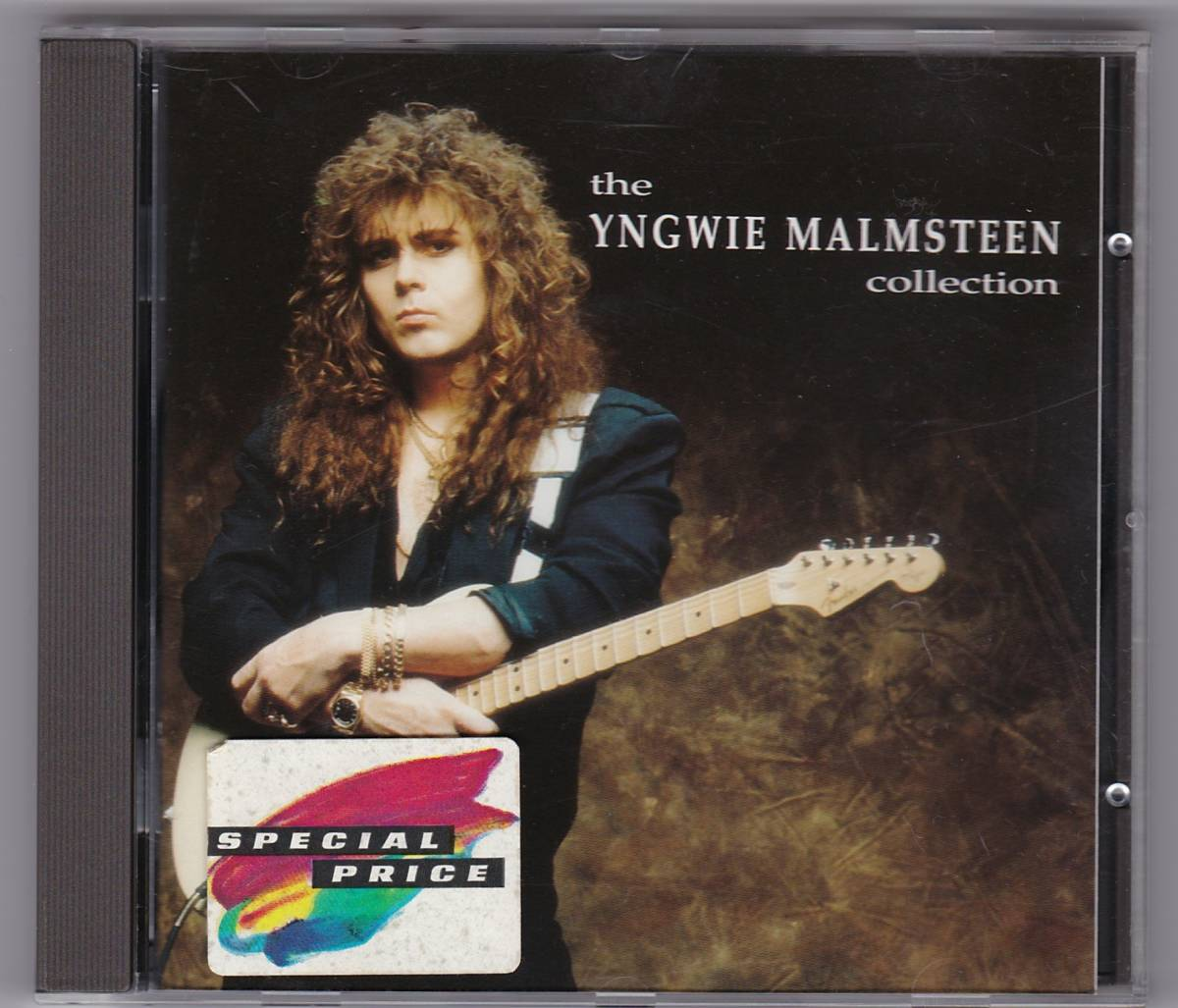 The Yngwie Malmsteen Collection / イングヴェイ・マルムスティーン 中古CD 輸入盤 送料込み 即決