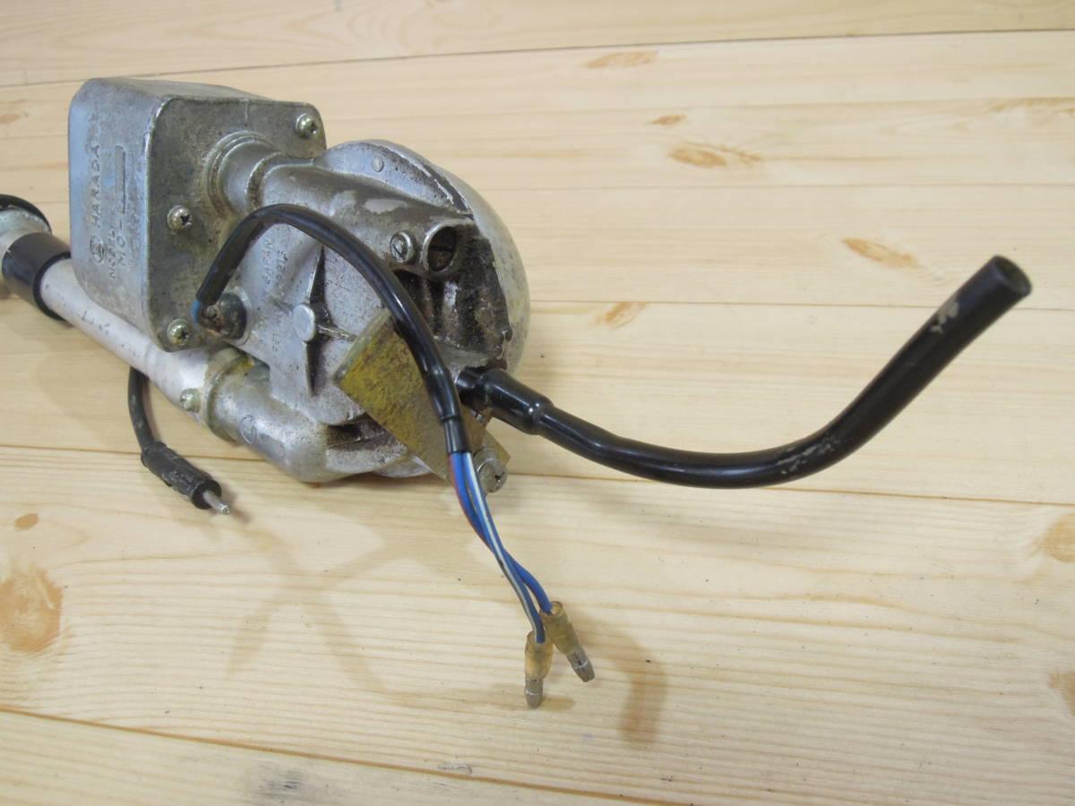 ■動作確認済■ 希少フェアレディ S30Z ラジオアンテナ 検索)L6 L28 L20 L型 当時物 旧車 N.651_画像7