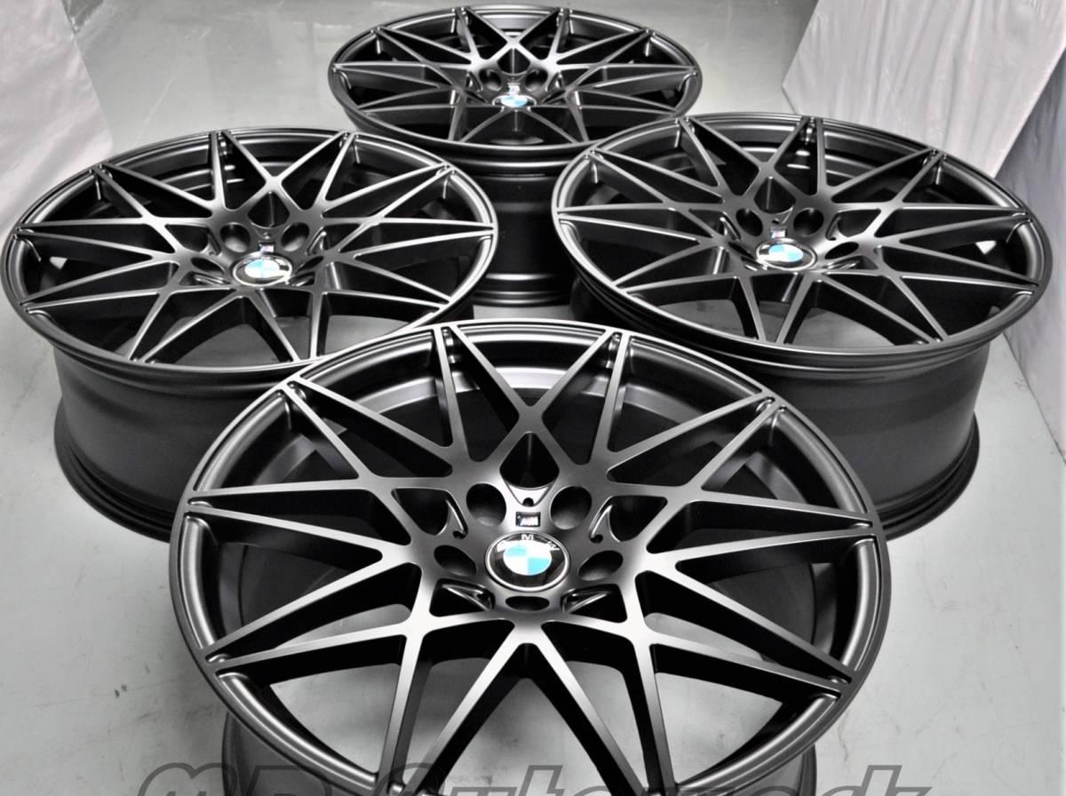 BMW原裝規格STYLE 19英寸車輪SET TYPE 1 BLK F 0 7 F 10 F 11 F 12 F 13 F 25 F 30 F 31 5系列/ 6系列等 編號:f280183593