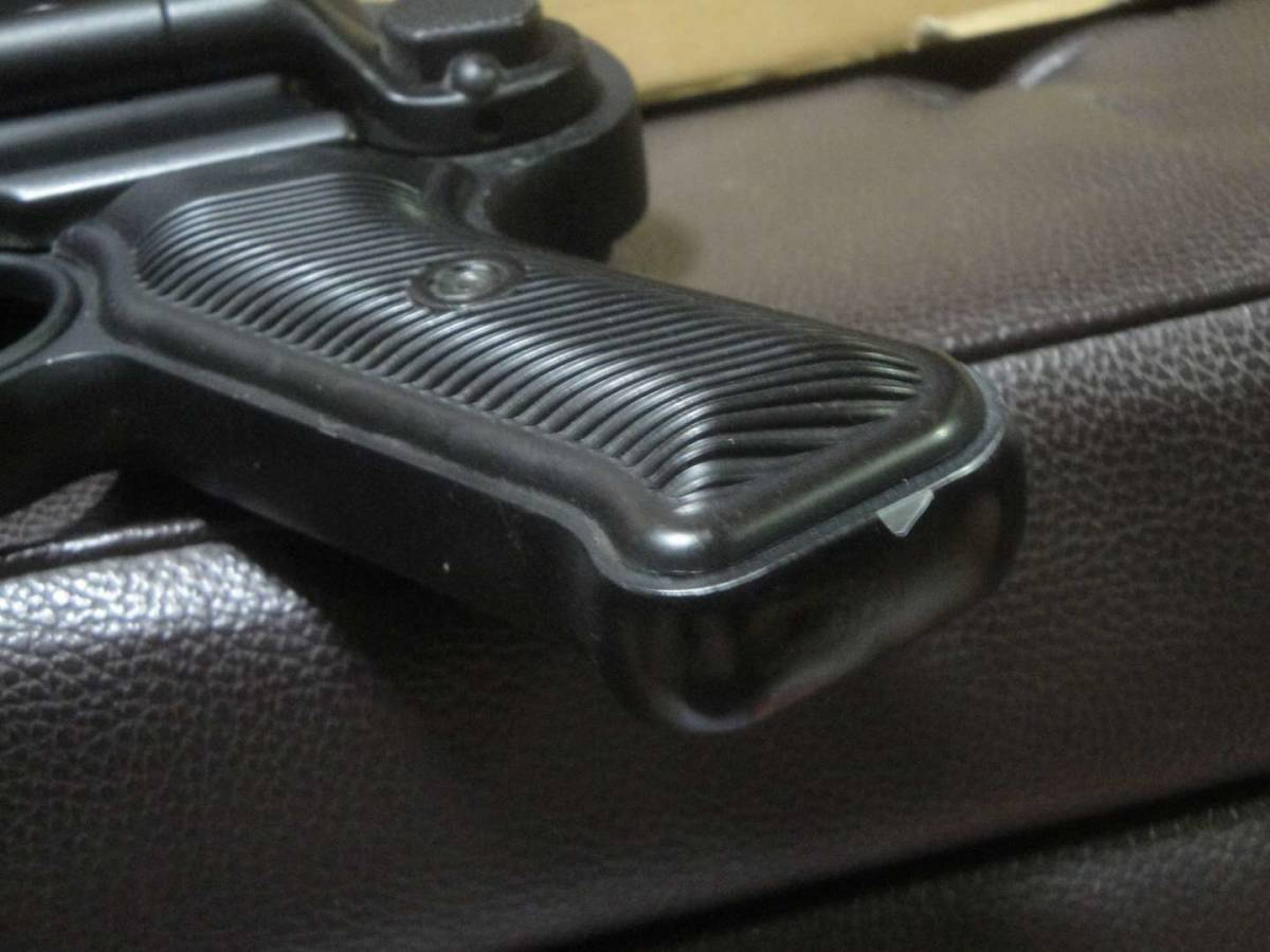 AGM製 MP40 電動ガン セレクター除去 実動 塗装剥げ有り 重量増加 重くて武骨なシュマイザー_画像5