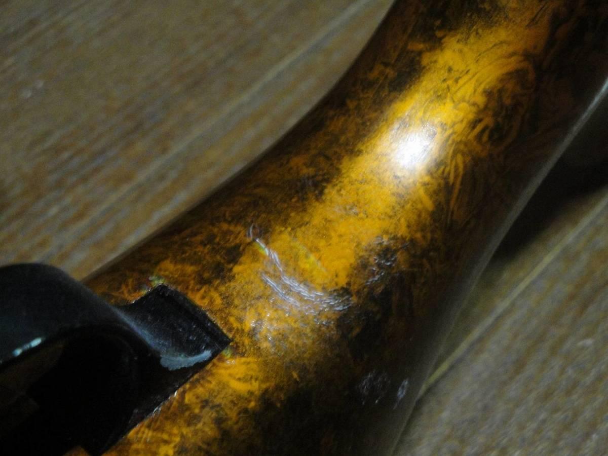 クラウン U10シニア スコープ&バイボット付き ポン付け可能なラップ塗装ストックが付いたスーパー9のジャンク品付き 送料無料_画像9