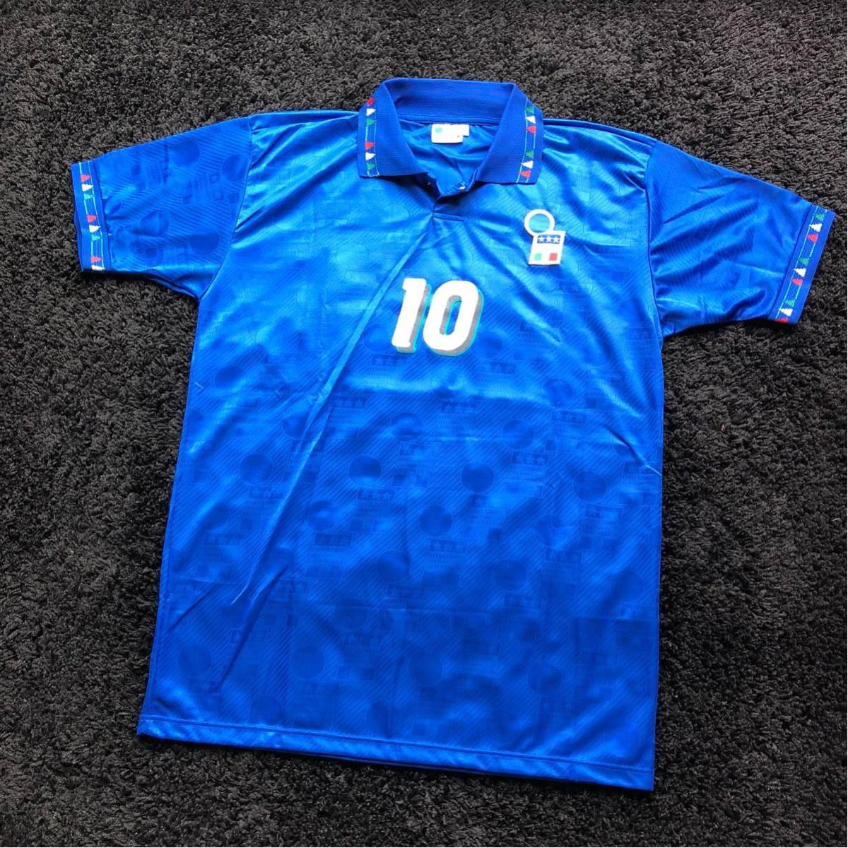 ☆ 94ワールドカップ イタリア代表 (H)  BAGGIO バッジョ XL  正規品 ☆