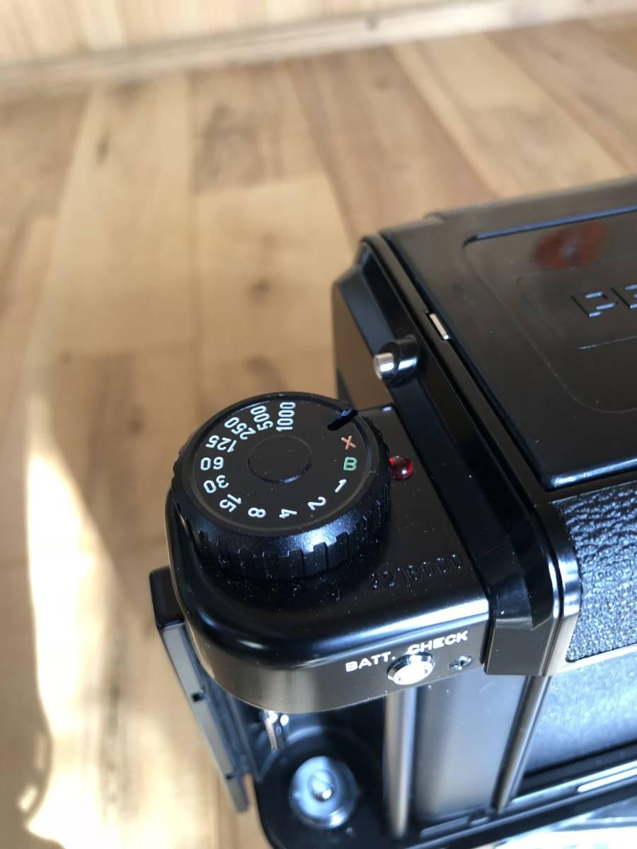 【中古】極美品 PENTAX ペンタックス 67 中判フィルムカメラ & レンズSMC PENTAX67 マクロ135mmF4_画像10