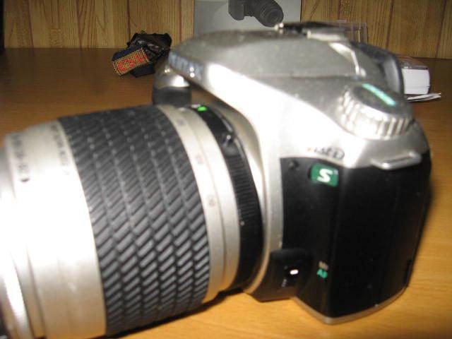 PENTAX ペンタックス ist DS デジタル 一眼レフ カメラ_画像2