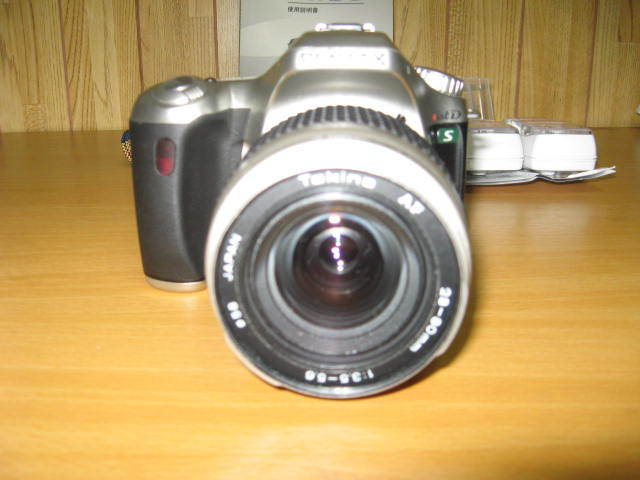 PENTAX ペンタックス ist DS デジタル 一眼レフ カメラ_画像6