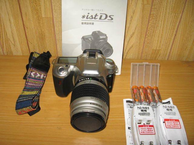 PENTAX ペンタックス ist DS デジタル 一眼レフ カメラ