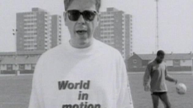 90s ビンテージ NEW ORDER プロモ Tシャツ XXLサイズ 90年代 ヴィンテージ ニューオーダー バンドT ラフシモンズ NIRVANA SONIC YOUTH RAF_画像5