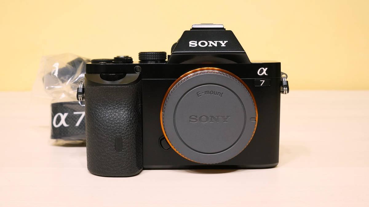 SONY ソニー α7 ILCE-7 マップカメラ中古保証付き良品