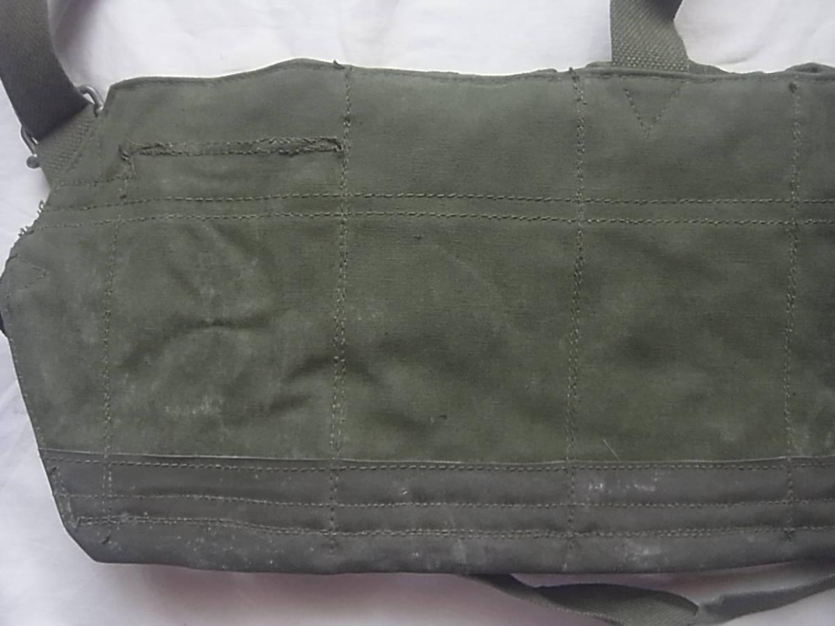 実物 ローデシア軍 FAL L1A1 G3 M14 マガジンチェストリグポーチ セルーススカウト SAS 特殊部隊 70年代捕獲品 南アフリカ RECCE 32大隊 _画像6