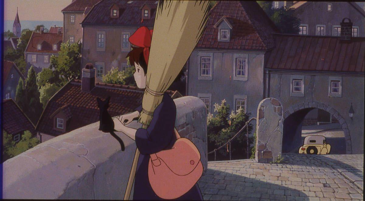 魔女の宅急便 キキ5 フィルムブックマーカー ジブリ美術館