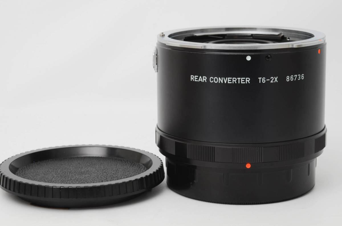 ペンタックス PENTAX リアコンバ-タ- Rear Converter T6-2X (EY0002)_画像1