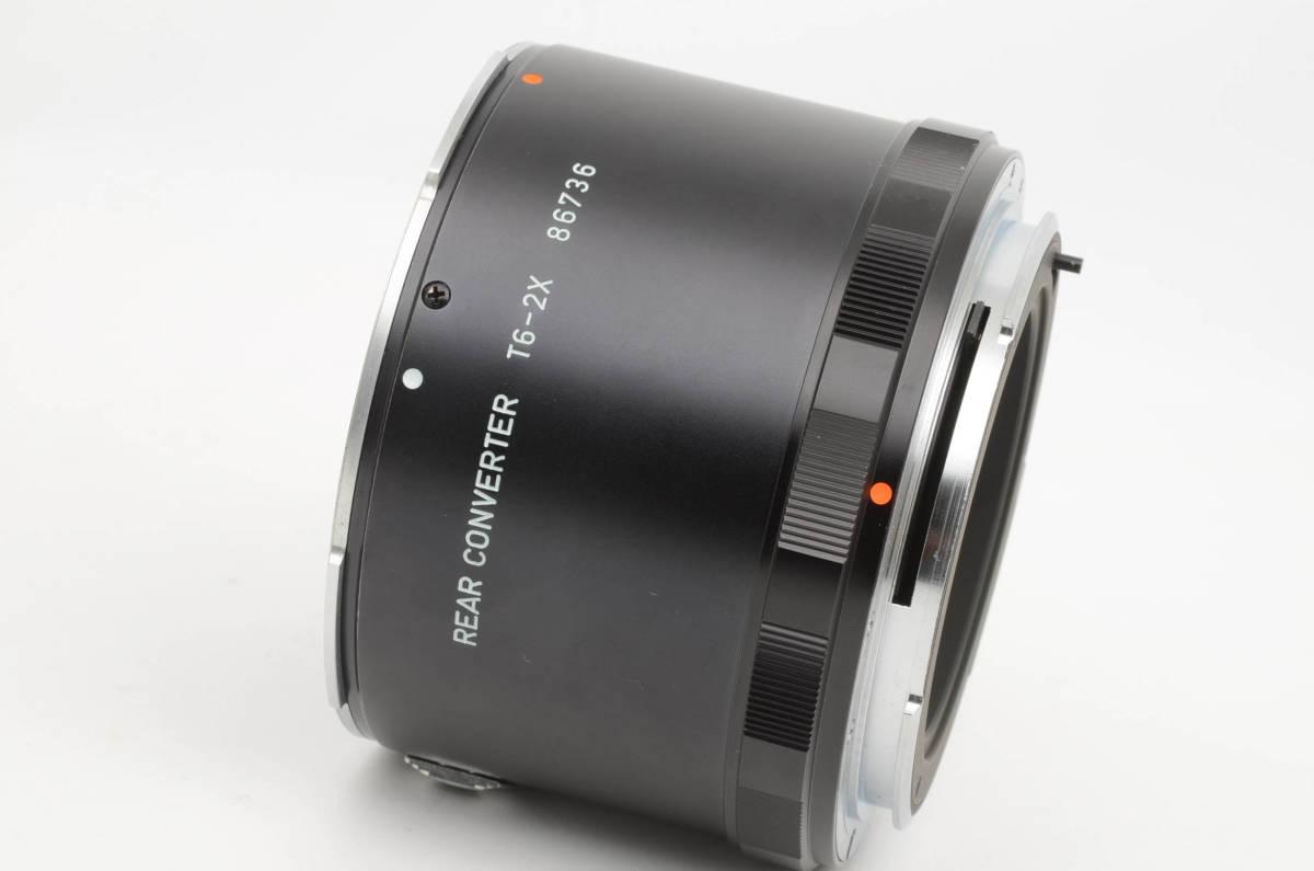 ペンタックス PENTAX リアコンバ-タ- Rear Converter T6-2X (EY0002)_画像6