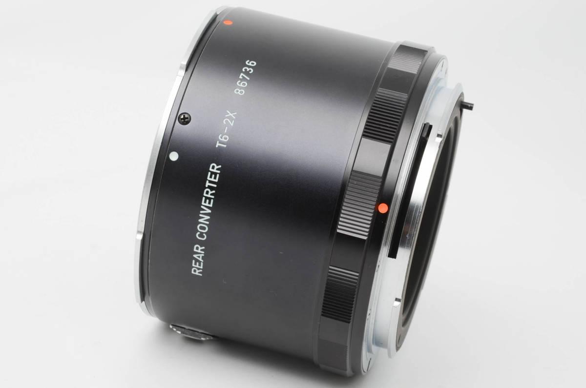 ペンタックス PENTAX リアコンバ-タ- Rear Converter T6-2X (EY0002)_画像5