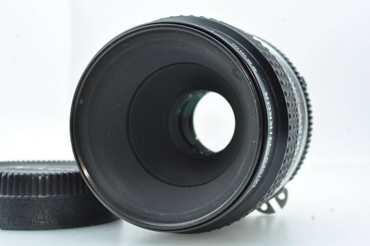 ★外観極上★ ニコン NIKON AI-S MICRO NIKKOR 55mm f2.8 #3885