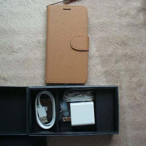 zenfone3 ZE552KL 5.5インチ(国内版) 美品&おまけ_画像2
