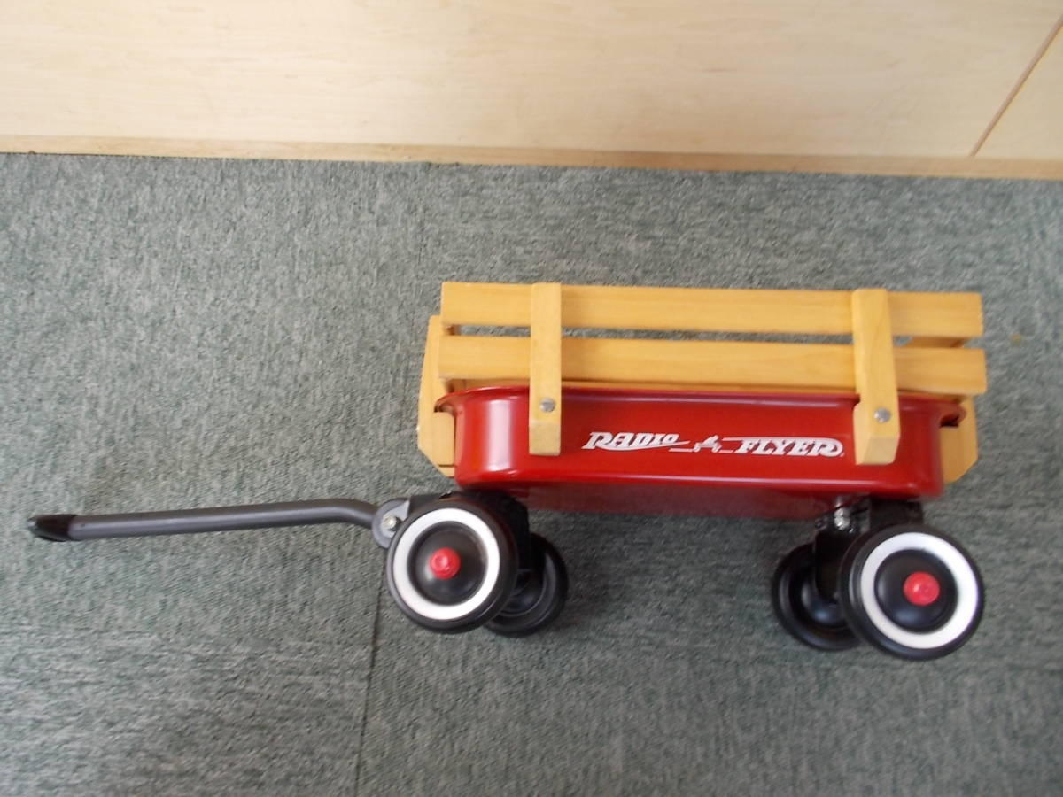 RADIO FLYERラジオフライヤー ワゴン My 1st Wagon ガーデニング ディスプレイ _画像5