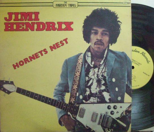 3枚で送料無料【加Nardem】Jimi Hendrix/Hornets Nest_画像1
