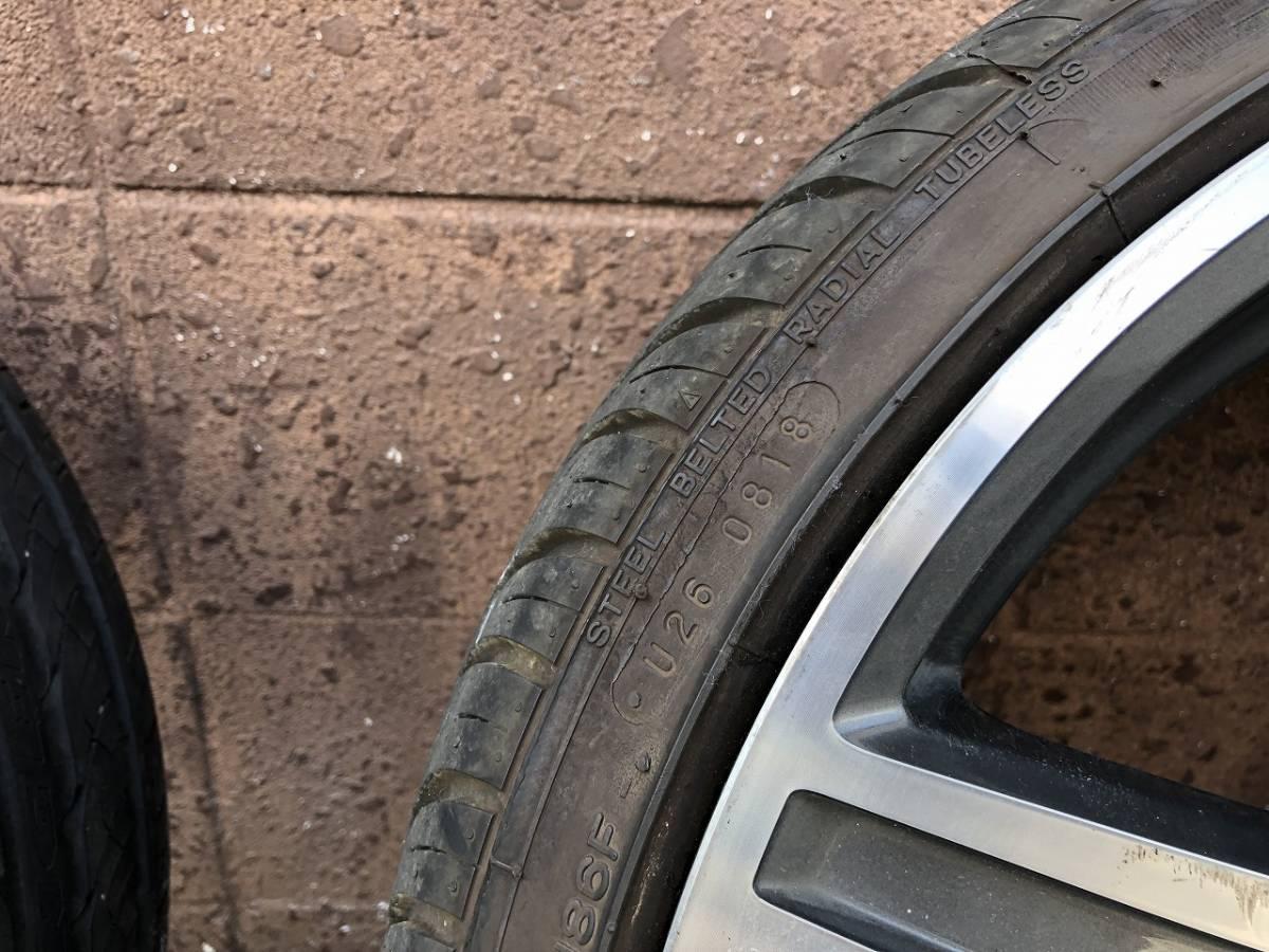 19英寸,二手鋁製,輪胎巴厘島山,A級B級C級CLA W 176 W 245 W 246 W 204 C 117 編號:v569098589